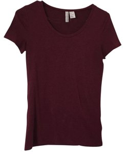 Divided by H&M T Shirt Red