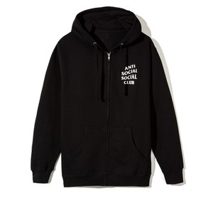 Anti Social Social Club Black Jacket