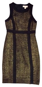 Michael Kors Collection Holiday Gold Dress