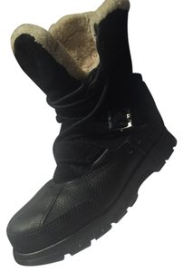 Polo Ralph Lauren Black Boots