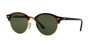 Ray-Ban RB 4246 990 - TORTOISE - GOLD TRIM FREE 3 DAY SHIPPING-