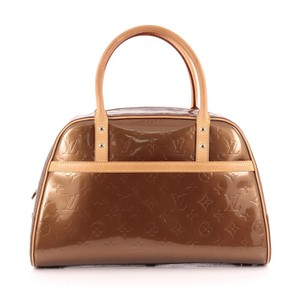 Louis Vuitton Tompkins Vernis Satchel