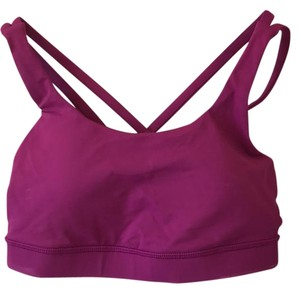 Lululemon Nwt Lululemon Energy Bra Regal Plum With Pads Size 4