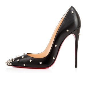 Christian Louboutin Degraspike black Pumps