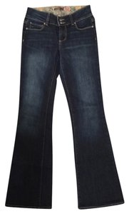 Paige Boot Cut Jeans-Medium Wash