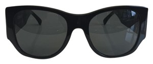Chanel Chanel Wayferer Sunglasses with Leather Quilted Side Mirrors