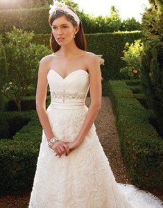 Casablanca 2048 Wedding Dress
