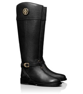 Tory Burch Teresa Boot Black Boots