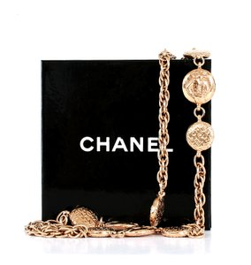 Chanel Chanel Vintage Necklace Medallions Rare Fabulous Chanel Symbols