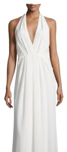 Jill Jill Stuart Deep V-Neck Gown Dress