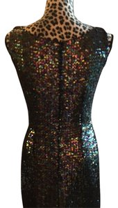 Classic Vicky Tiel Showstopper Plunge Dress