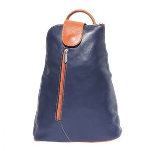 Zuza leather market Backpack