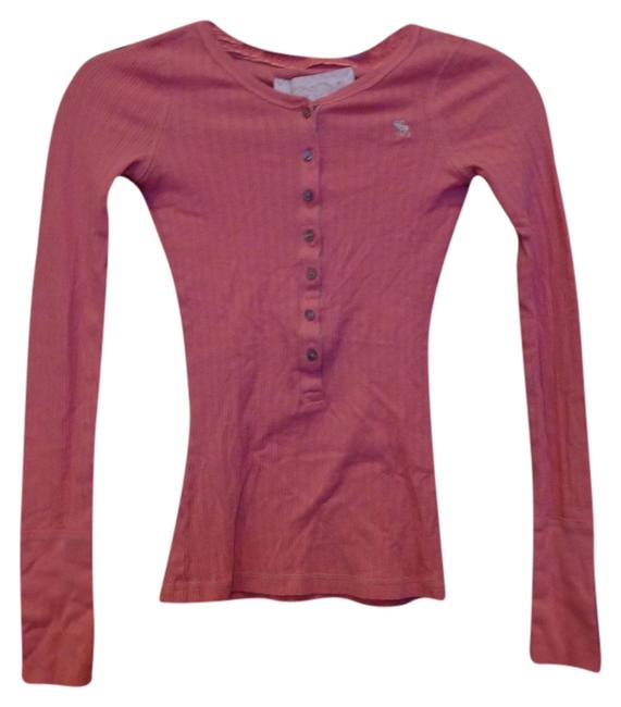 Abercrombie & Fitch Top Dark pink