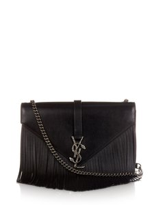 Saint Laurent Ysl Monogram Shoulder Bag