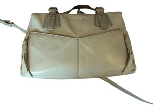 Cole Haan Satchel in Light Grey