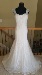 Lillian West 6435 Wedding Dress