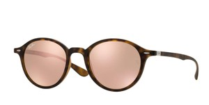 Ray-Ban Ray-Ban round Liteforce RB4237 copper sunglasses