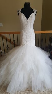 Justin Alexander 8827 Wedding Dress