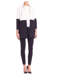 La Petite Robe di Chiara Boni Two-tone Black-White Jacket