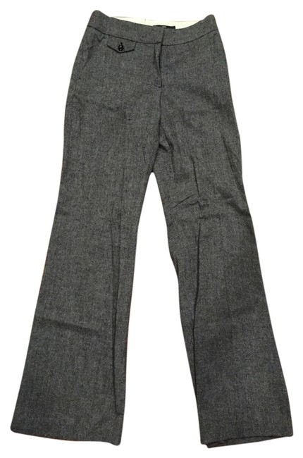 Preload https://item3.tradesy.com/images/h-and-m-grey-slacks-flared-pants-size-4-s-27-2025462-0-0.jpg?width=400&height=650