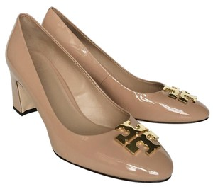 Tory Burch Tory beige , gold Pumps