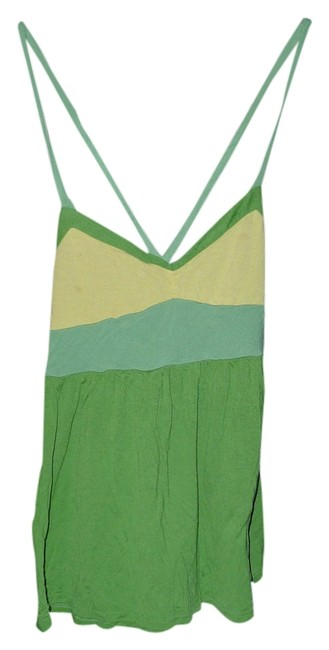 Preload https://item5.tradesy.com/images/lux-green-tank-topcami-size-2-xs-2025499-0-0.jpg?width=400&height=650