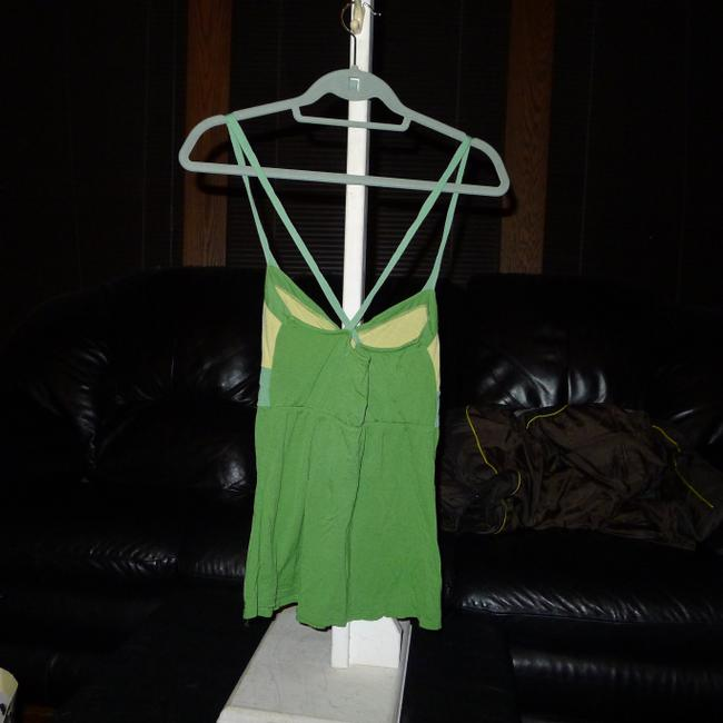 Lux Top Green