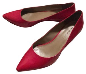 Bandolino Red Wedges