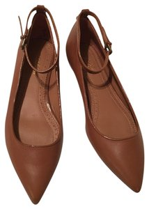 Brooks Brothers Tan Flats