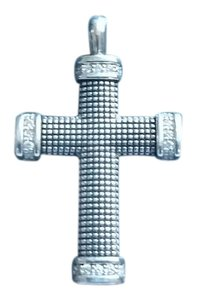 David Yurman David Yurman Diamond Sky Cross