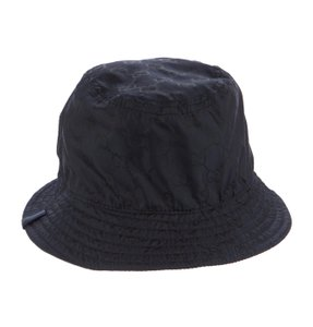 Gucci Navy blue GG monogram Gucci bucket hat