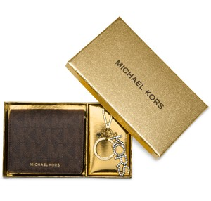 Michael Kors Michael Kors Medium Carryall Key Charm Boxed Gift Set