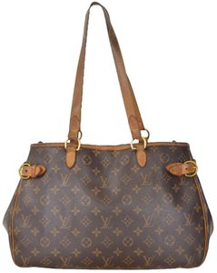 Louis Vuitton Tote Batignolles Handbag Shoulder Bag