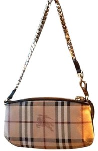 Burberry Wristlet in Check