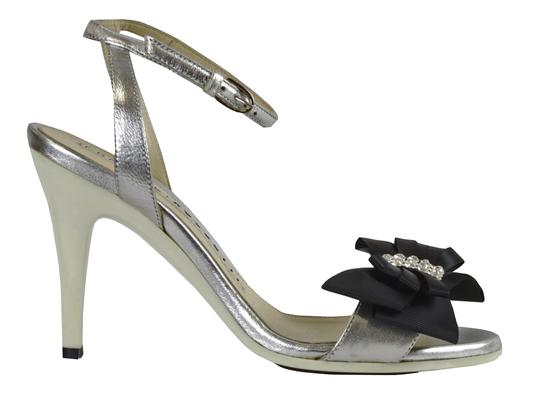 Fratelli Rossetti Silver Sandals Image 1