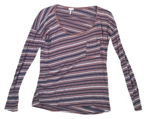 Splendid Striped T Shirt Multi