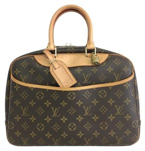 Louis Vuitton Chanel Marc Jacobs Balenciaga Satchel in Monogram