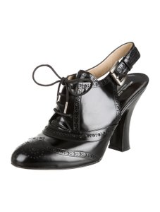 Michael Kors Collection Oxford 9 Black Pumps