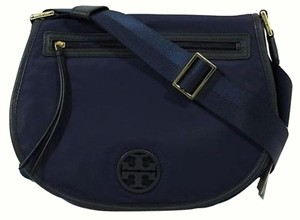 Tory Burch Nylon Messenger Cross Body Bag
