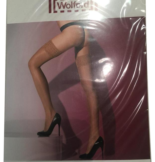 Item - Nude/Cosmetic Lace 15 Stay Up Hosiery