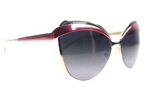 Dior Eyes 1 Cat Eye Aviator Sunglasses New 3GEHD