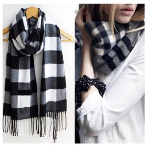 Next Level Dress Plaid Scarf