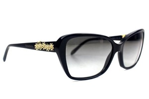 Tiffany & Co. Gold Swarovski Daisy Sunglasses New TF4069B