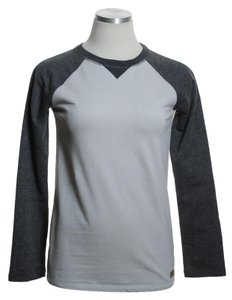 7 For All Mankind T Shirt Gray