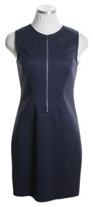 Theory short dress Blue on Tradesy