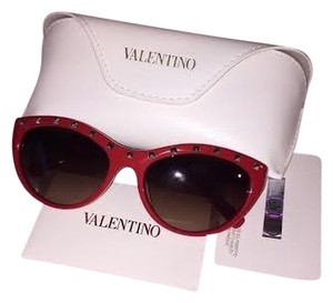 Valentino Valentino Red Sunglasses