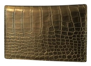 Other Alligator/Ostrich Custom Made Wallet/Credit Card Holder