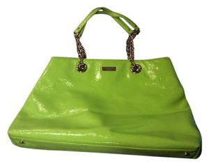 Kate Spade Tote in Lime green