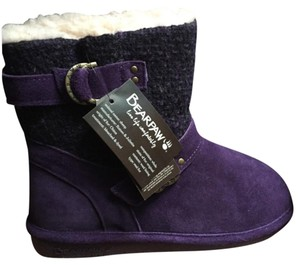 Bearpaw Deep Purple Boots