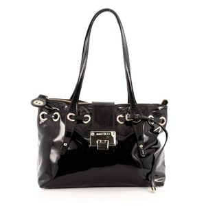 Jimmy Choo Patent Tote
